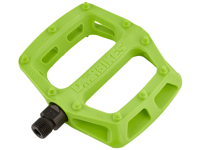 DMR V6 BMX pedaler grøn